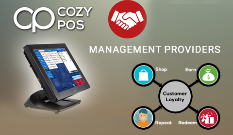 CozyPOS Customer Loyalty