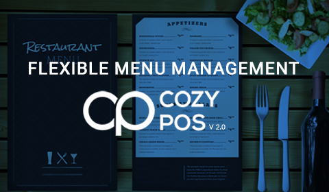 Flexible Menu Management
